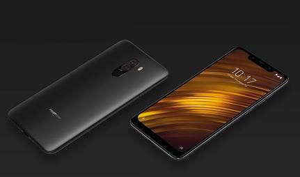 Xiaomi Pocophone F1 Design