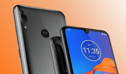 Moto E6 Plus Camera