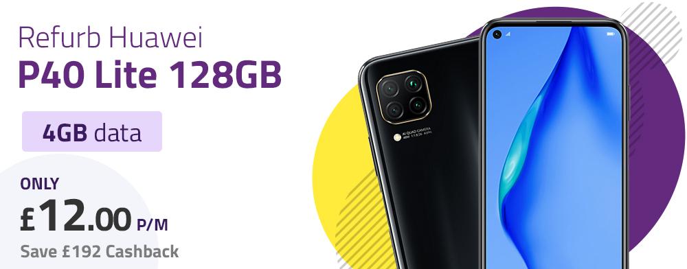 Huawei P40 Lite Refurb