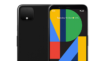 Google Pixel 4 XL Design & Display