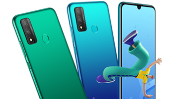 Huawei P Smart 2020 Design and Display