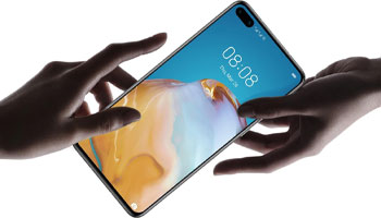 Huawei P40 Design & Display