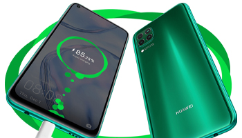 Huawei P40 Lite Features