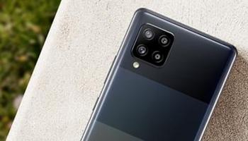 A42 5G Camera