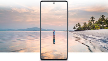 Samsung Galaxy Note 10 Lite Design & Display
