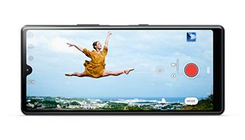 Sony Xperia L4 Camera