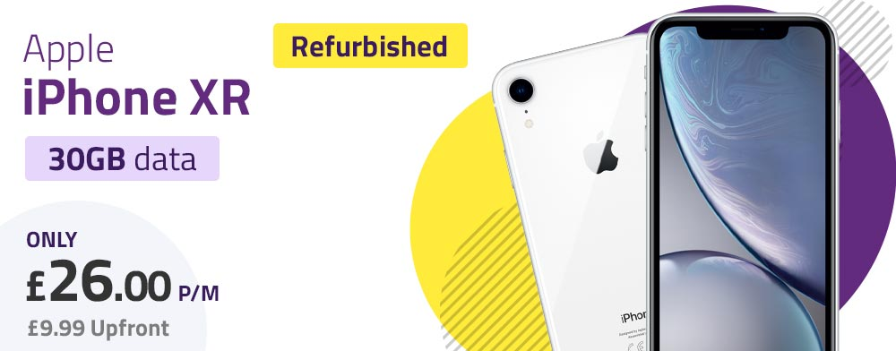 Apple iPhone XR Refurbished