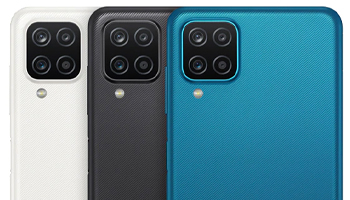 Samsung Galaxy A12 Camera