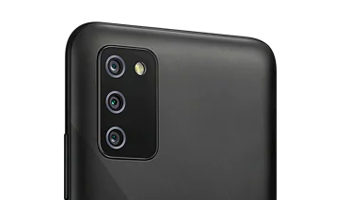 Samsung Galaxy A02s Camera
