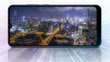 Samsung Galaxy A02s Design & Display