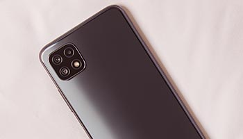Samsung Galaxy A22 5G Camera