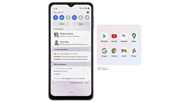 Samsung Galaxy A22 5G Features